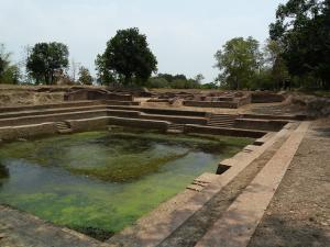 The Ancient Town of Sravasti