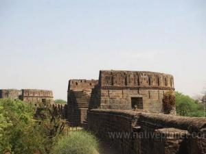 The Historical Town of Ahmednagar