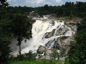 Waterfalls in North India