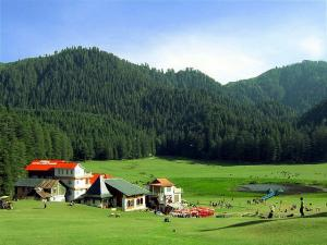 The Tranquil Town of Dalhousie