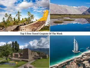 Free Travel Coupons Of The Week