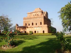 The Mystical Town of Sibsagar