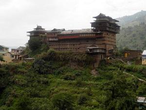 The Serene Town of Kotkhai