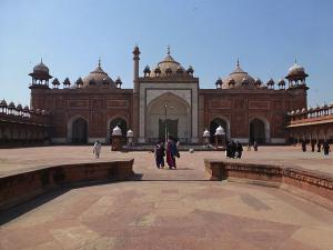Largest Mosques of India