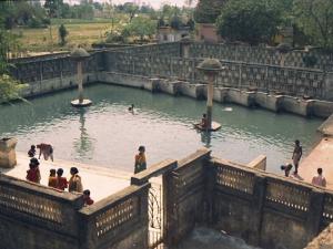 Take Dip The Hot Water Springs India