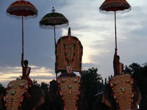 Onam; Kerala's Harvest Festival