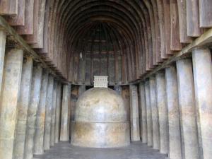 Bhaja Caves in Pune