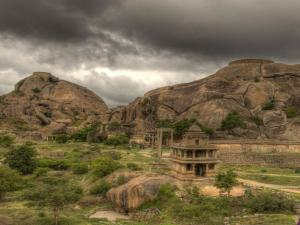 Chitradurga Fort in Karnataka