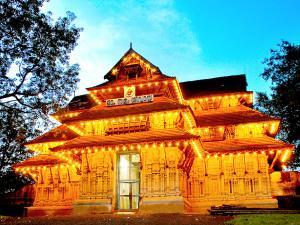UNESCO Award for Vadakkunnathan Temple