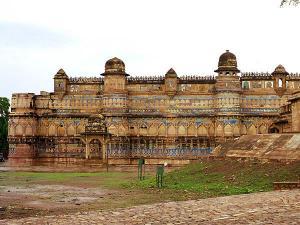 The Mesmerizing Gwalior Fort Madhya Pradesh 001730 Pg