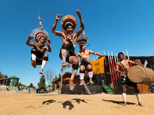 The Fun and Frolics of Hornbill Festival
