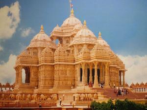 Akshardham Temple: A Spiritual Abode