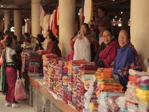 Ima Keithal Women S Market In Imphal