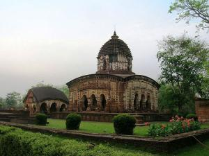 Temples In Bishnupur