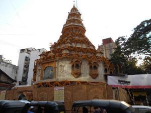 Dagdusheth Halwai Ganapati Temple In Pune