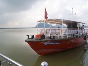 Bhavani Island In Vijayawada