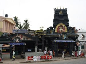 Pazhavangadi Ganapathi Temple In Thiruvananthapuram