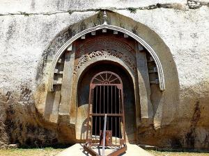 Barabar Caves In Bihar Near Bodh Gaya