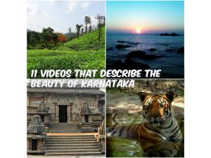 Videos Show Why Karnataka Tourism Is The Best