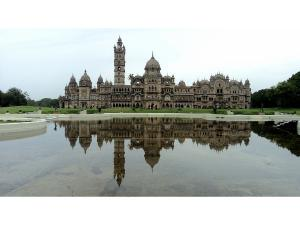 Laxmi Vilas Palace In Vadodara One Of The Beautiful Palaces