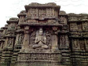 Aundha Nagnath Temple In Maharashtra