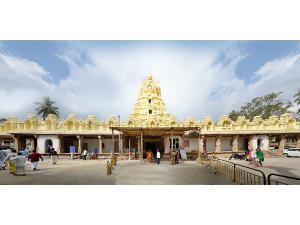 Cheluvanarayana Swamy Temple In Melukote