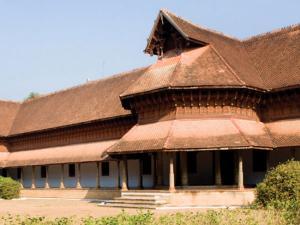 Kuthira Malika The Horse Mansion Thiruvananthapuram
