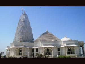 Moti Dungri Ganesha Temple In Jaipur
