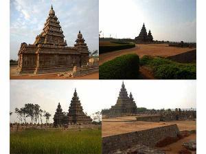 Travel To Mahabalipuram In Tamil Nadu