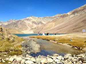 The Enchanting Chandratal Baralacha Trek