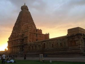 Guide Thanjavur Great Living Chola Temples