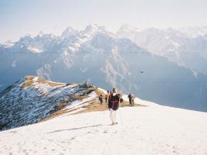 Sar Pass Trek In The Himalayas For Five Days