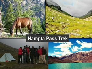 Hampta Pass Trek Manali A Beginners Delight