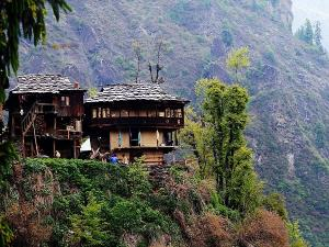 The Himalayan Village Of Malana Is Out Bounds For Tourists