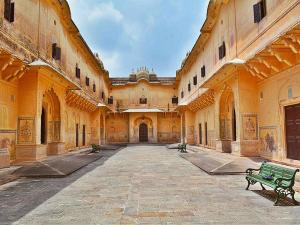 Visit Nahargarh Fort A Royal Relic Of Rajasthan
