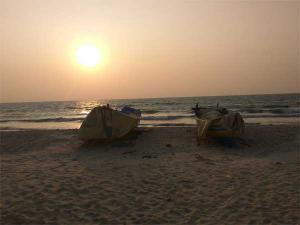 Exploring The Beauty Of The Less Explored Sasihithlu Beach