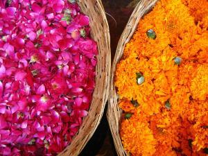 Explore The Traditonal Markets Of India