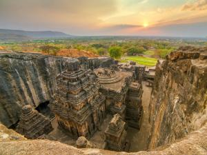 Visit Ellora Caves One Of The Largest Cave Complexes In The World