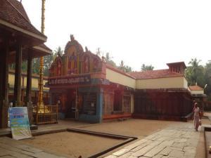 The Abode Of Janardhana Swamy At Varkala