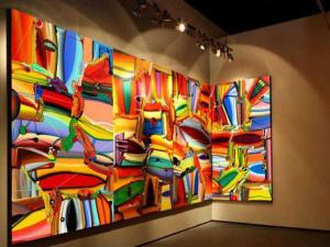 For The Love Of Art, Galleries Of B'lore