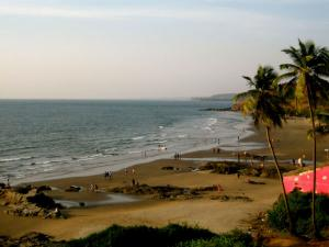 Complete Guide To The Beautiful Vagator Beach In Goa