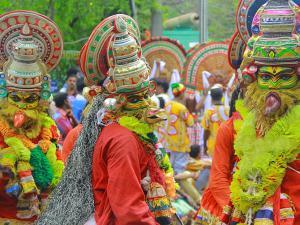 Grand Festivals Celebrated In South India