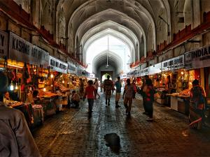 Ancient Bazaars Of India That Will Take You Back In Time