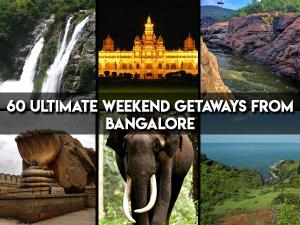 Bangalore Weekend Getaways
