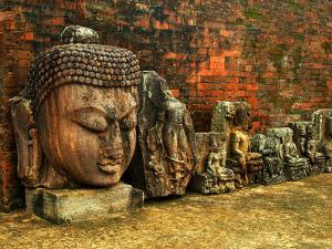 Walk Through The Ancient Buddhist Sites Of Odisha