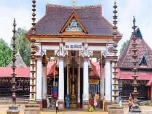 At The Abode Of Vaikom Mahadevan