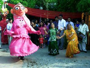 All About The Joyful Teej Festival