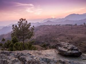 Unwind At The Beautiful Town Of Almora In Uttarakhand