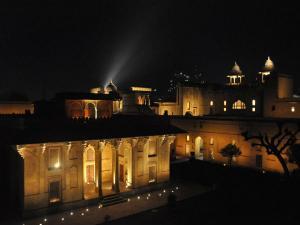 Exploring Akbar Palace At Ajmer