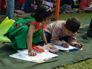 This Childrens Day Take Your Kids To Makkala Habba At Cubbon Park